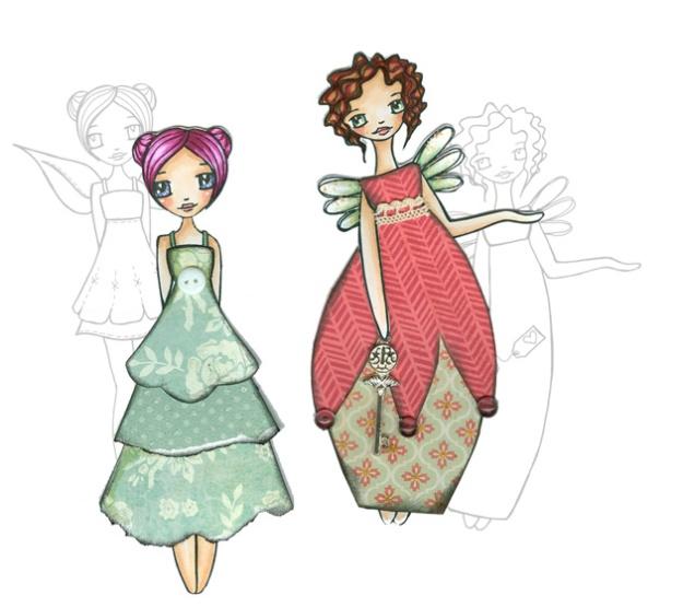 Angèle et Clémentine