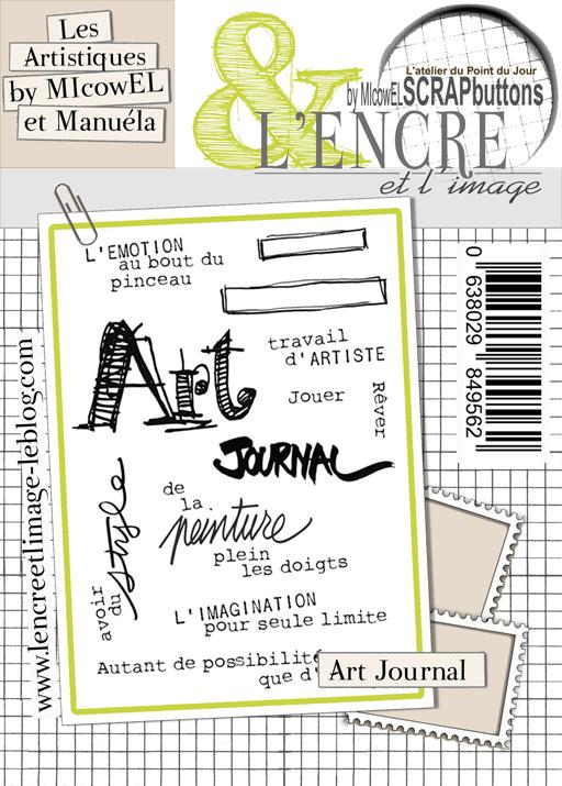 A6 - Art Journal