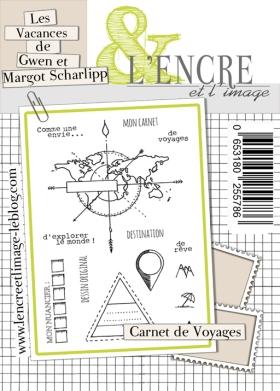 EI-24-A6-03 - Carnet de Voyages