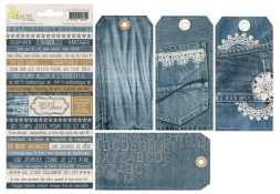 Stickers & Tags - Blue Jean Story