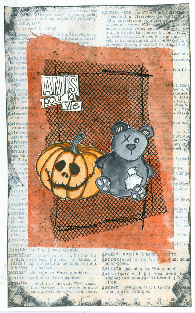cartes Halloween 2