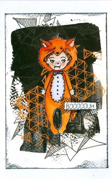 cartes Halloween 3