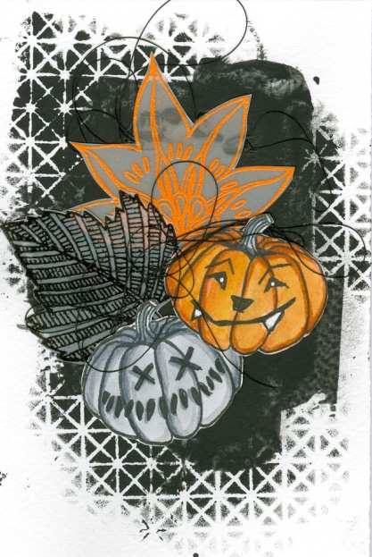 cartes Halloween 5