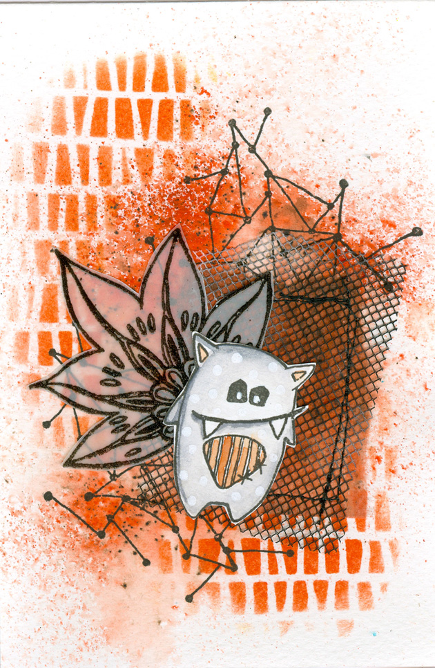 cartes Halloween 6