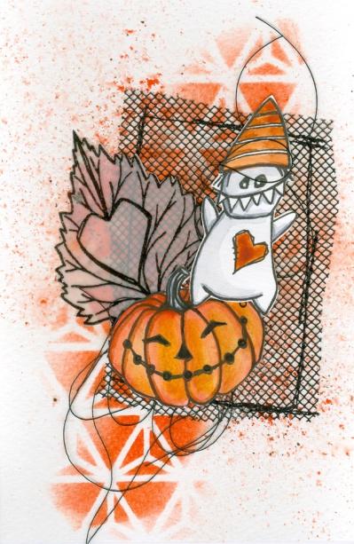cartes Halloween 7