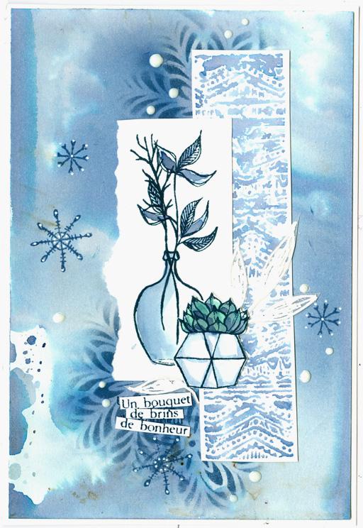 Noël indigo 03