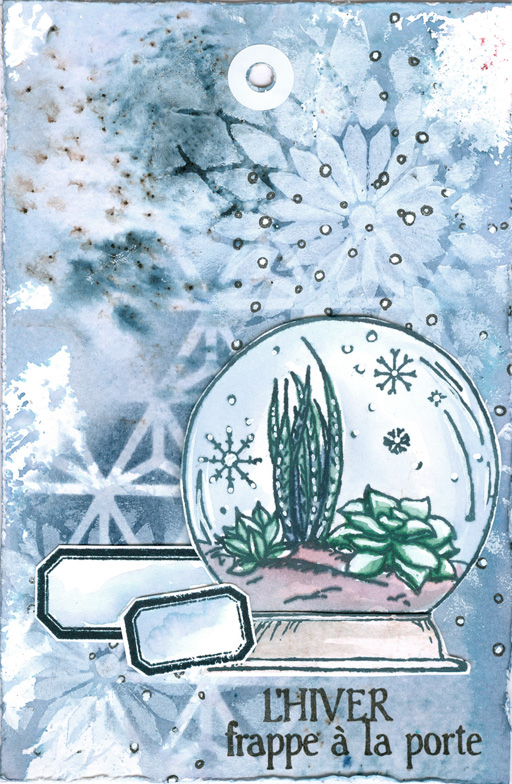 Noël indigo 06