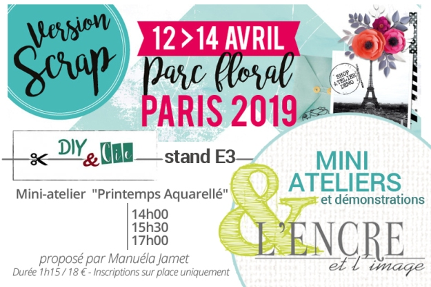 Affiche mini-ateliers VS 2019