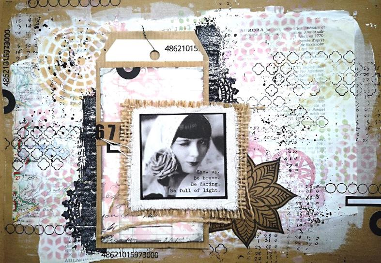 Kris - Mail Art 1-1