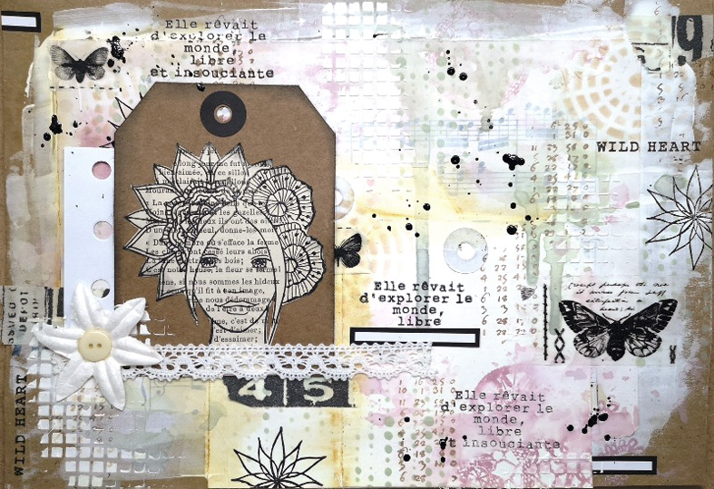 Mail Art 3-1