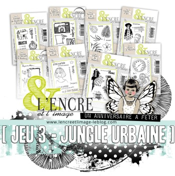 Jeu 3 - Jungle Urbaine