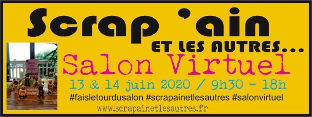 Scrap'Ain Virtuel - Bannière