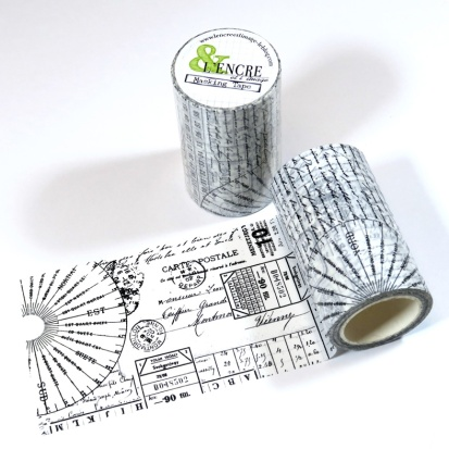 EI-MT-XXL-03 Masking tape 3 pouces